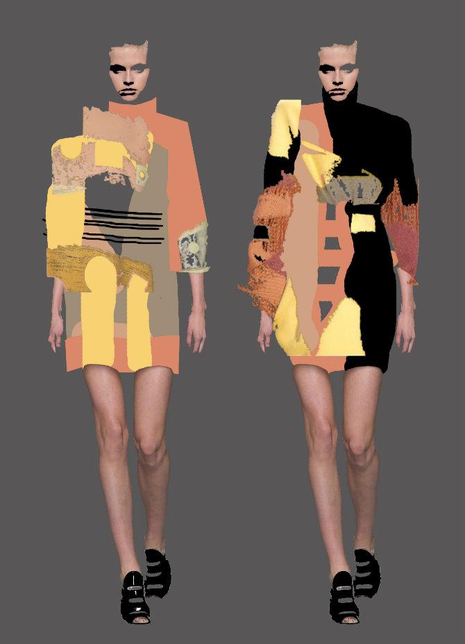 Ilustracija 02 Intervju: Mina Maksimović, studentkinja modnog dizajna na Univerzitetu Metropolitan