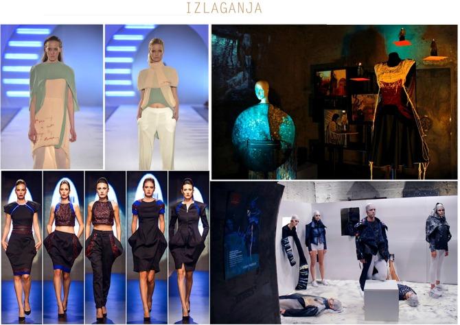 Izlaganja Intervju: Anja Plemić, studentkinja modnog dizajna na Univerzitetu Metropolitan