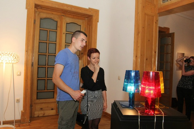 Izlozba dizajna foto Antonio Ahel 3 U Beogradu otvorena IZLOŽBA Sjaj velikana italijanskog dizajna