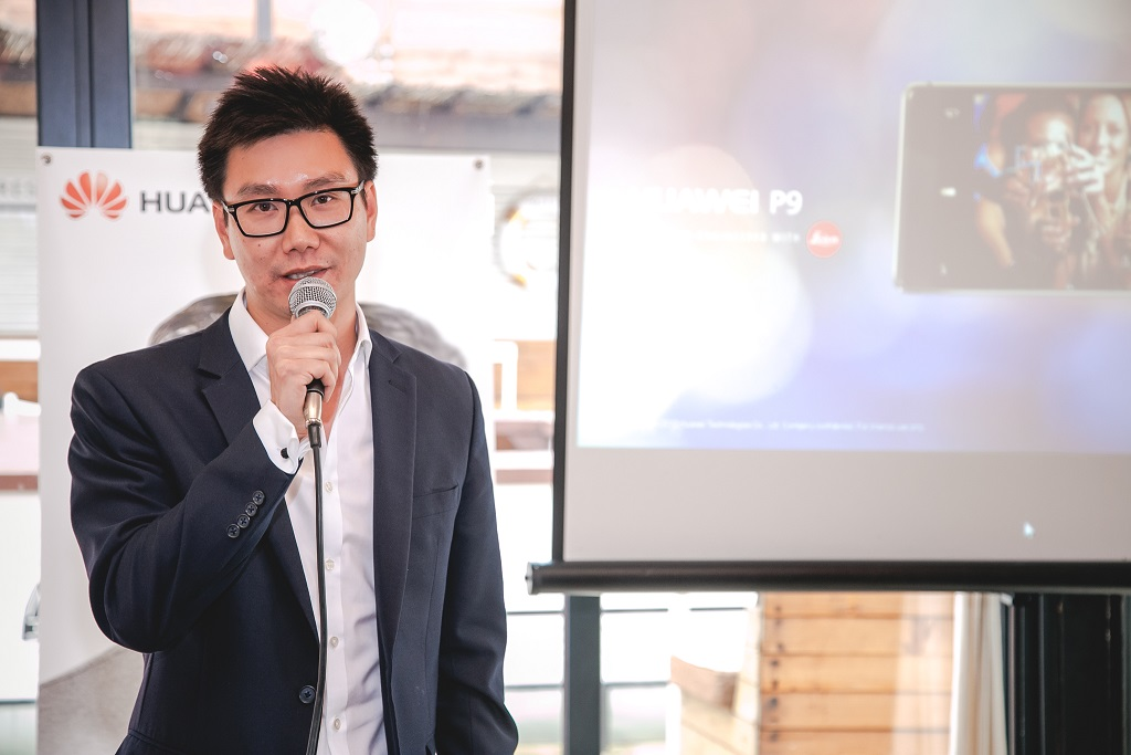 Jacky Zhao direktor Huawei Device za Adriatic regiju Regionalna premijera novog Huawei pametnog telefona: Beograd iz #P9 perspektive