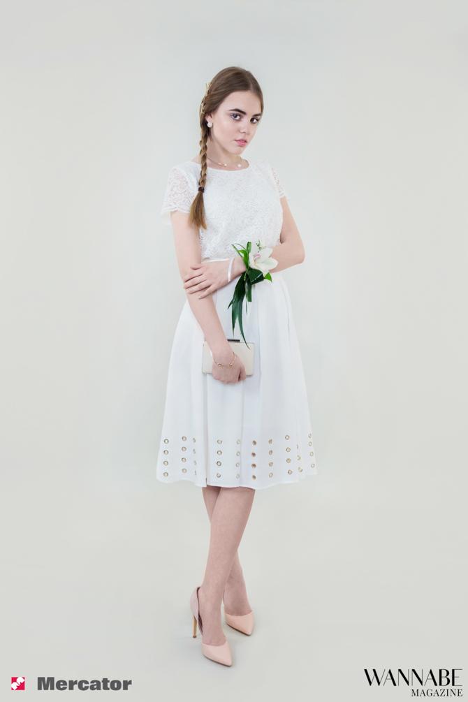 Mercator modni predlog za maturu Romantic Look5 Mercator modni predlog za maturu: Romantic
