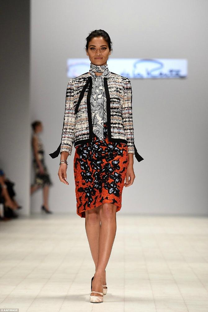 Najupečatljiviji MOMENTI sa Nedelje mode u Australiji Najupečatljiviji MOMENTI sa Nedelje mode u Australiji