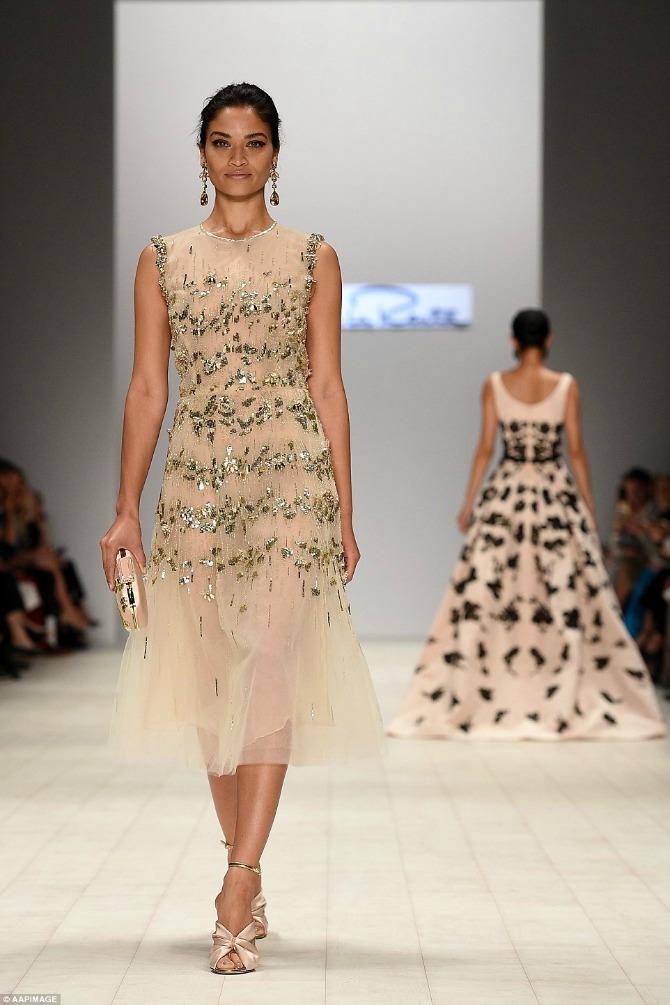 Najupečatljiviji MOMENTI sa Nedelje mode u Australiji2 Najupečatljiviji MOMENTI sa Nedelje mode u Australiji
