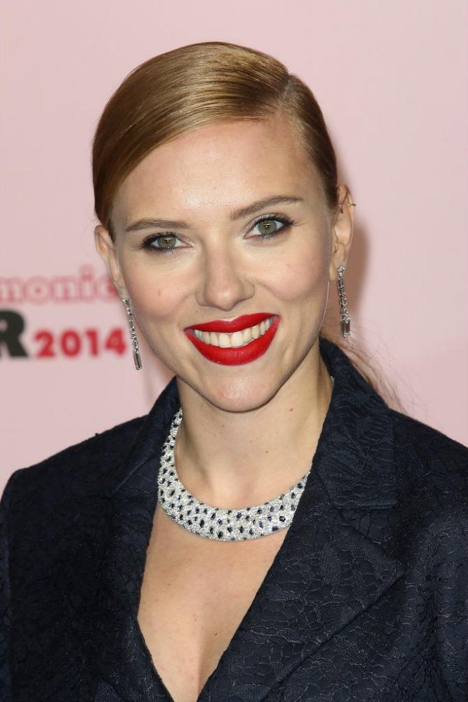 Scarlett Johansson Ove poznate lepotice imaju NAJLEPŠE usne