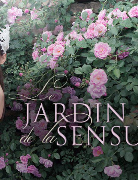 Wannabe Bride editorijal: Le Jardin de la Sensualité