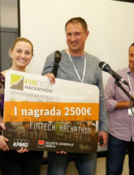 Završen PRVI Fintech hakaton u Srbiji