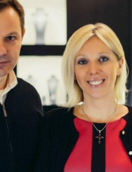 Intervju: Danijela i Srđan Stefanović, vlasnici zlatare Stefanović 1886