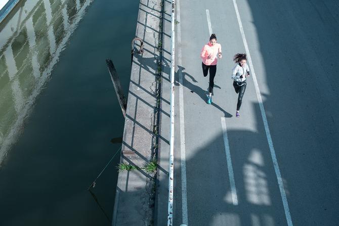 adidas Otkrivamo zašto žene trče PRVU adidas žensku trku