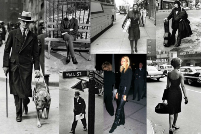 crno1 Istorija mode: Zašto Njujorčani UVEK nose crno?