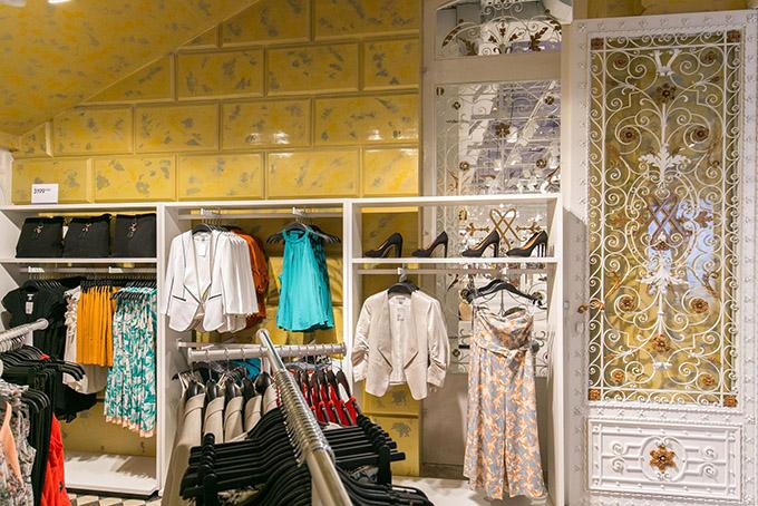 enterijer 2 Svečano otvorena nova H&M prodavnica u centru Novog Sada