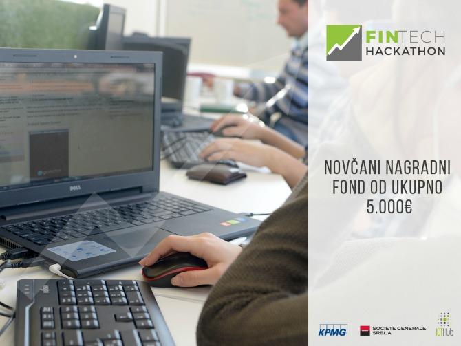 fintech hack 1 Do inovacija u bankarstvu za SAMO 48 sati