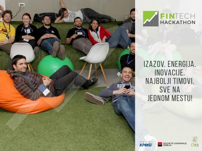 fintech hack 21 Ostalo je još samo nekoliko dana za prijavu na prvi Fintech Hakaton u Srbiji