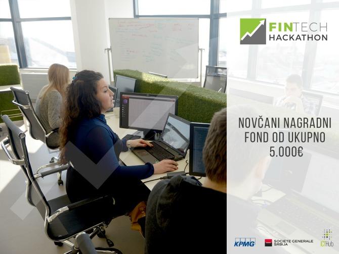 fintech hack 31 Ostalo je još samo nekoliko dana za prijavu na prvi Fintech Hakaton u Srbiji