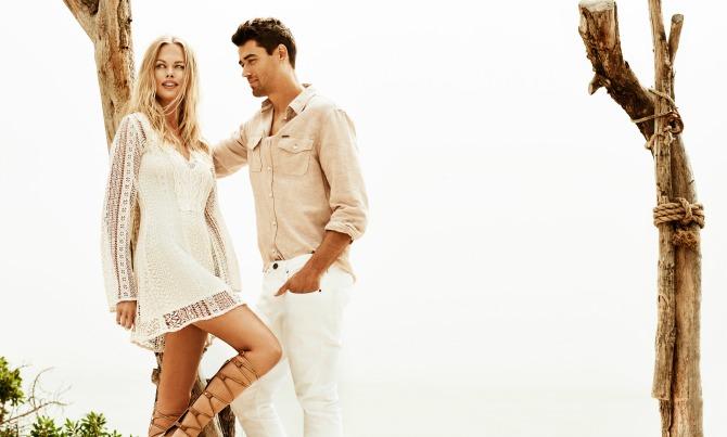 guess1 Letnja kampanja za GUESS jeans