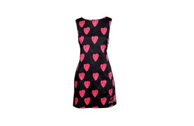haljina4 Romantična kombinacija u ROCK stilu koju ćete voleti