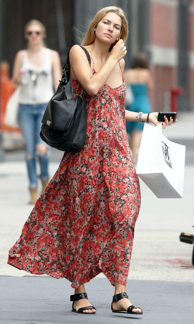 haljine 1 Izgledajte ZANOSNO u ljupkim letnjim haljinama