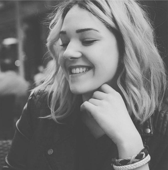 ivana vorguca1 Intervju: Ivana Vorguca, studentkinja modnog dizajna na Univerzitetu Metropolitan
