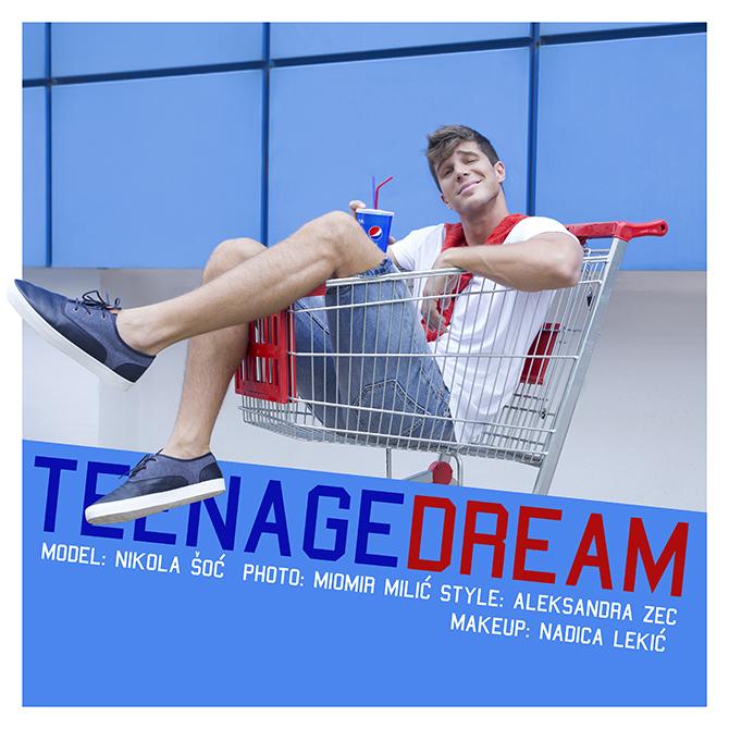 0 Wannabe editorijal: TEENAGE DREAM