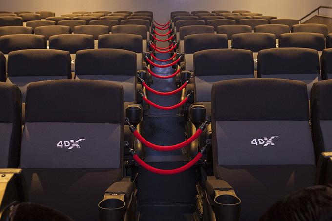 4Dx 1 Prvi 4DX filmski format sredinom jula stiže u Srbiju