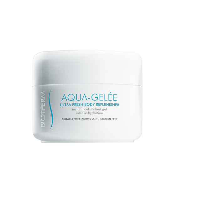 AQUA GELEE PACK Cutted Out HALO Osvežite svoje telo OVIM gelom tokom letnjih dana