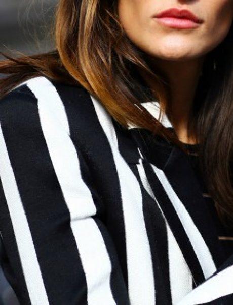 Crna i bela: Kombinacija koja NIKADA ne izlazi iz mode