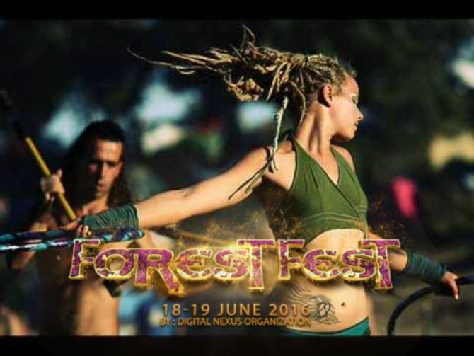 Devojke PRIPREMITE se na vreme za festival Forest Fest 2 Devojke PRIPREMITE se na vreme za festival Forest Fest!