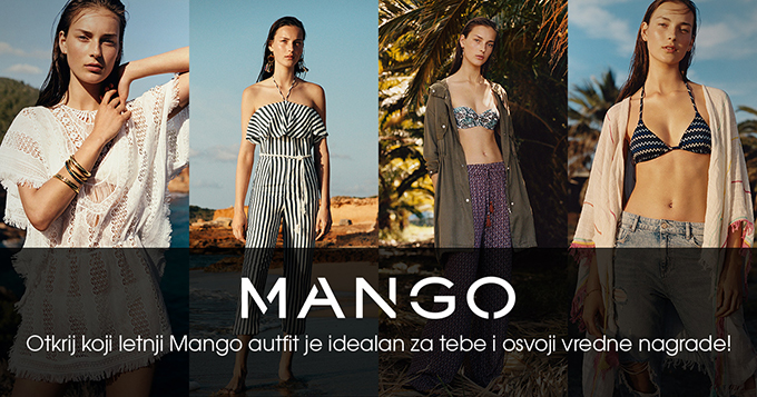Featured photo of boosted Facebook post 1 Ovo su dobitnici kviza Otkrij koji letnji Mango autfit je idealan za tebe