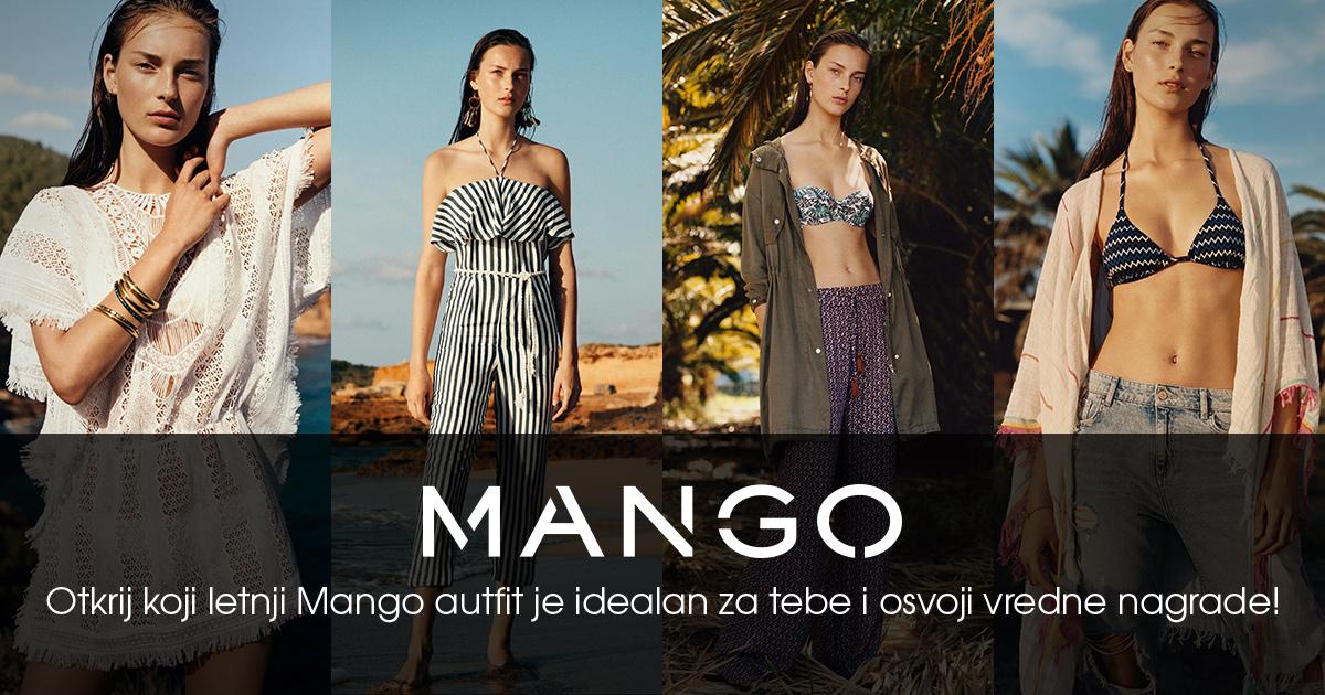 Kviz: Otkrij koji letnji Mango autfit je idealan za tebe i osvoji vredne nagrade