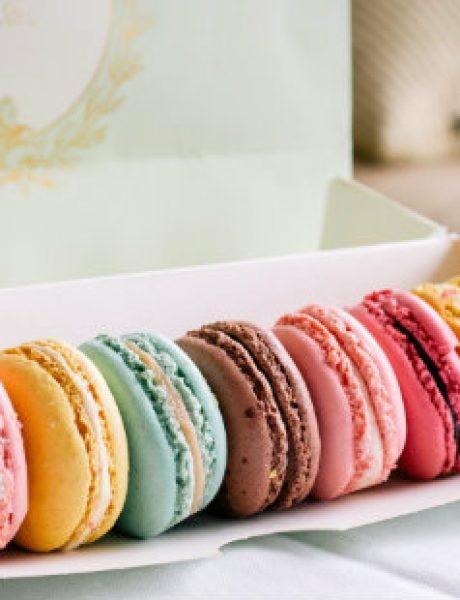 Ideja za savršeni dezert: Makaronsi (YOUTUBE)