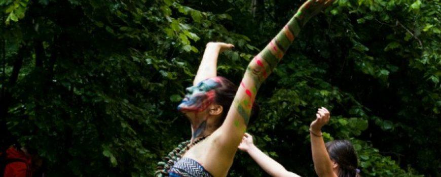 Devojke su OVAKO izgledale na Forest Fest Serbia