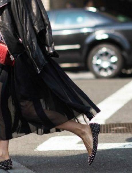 Ko kaže da ravna obuća nije za NISKE devojke?
