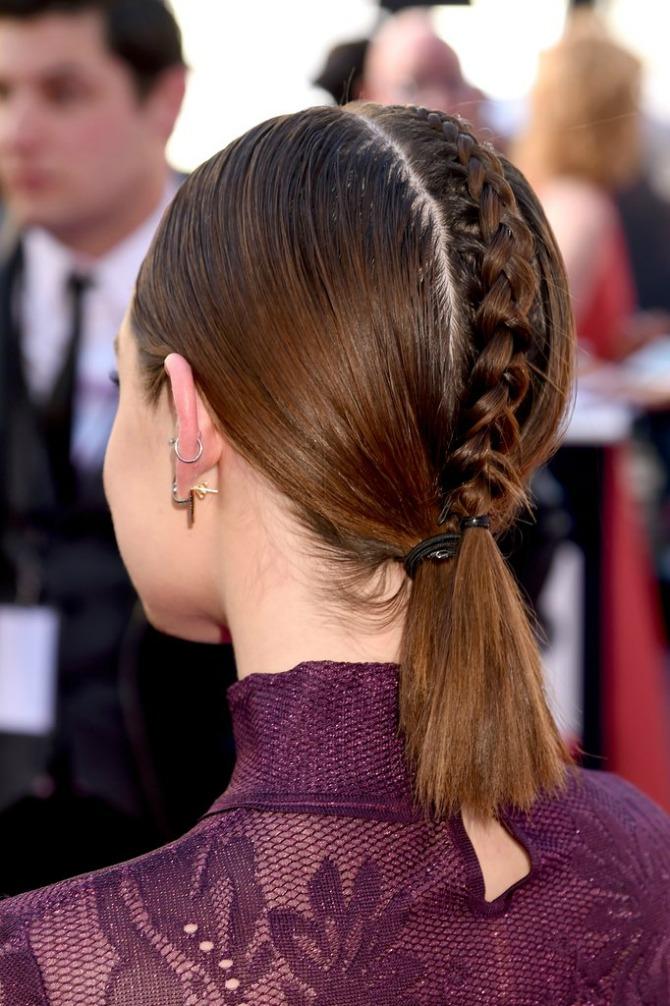 Lusi Hale ti daje NAJBOLJE ideje za frizuru3 Lusi Hale ti daje NAJBOLJE ideje za frizuru