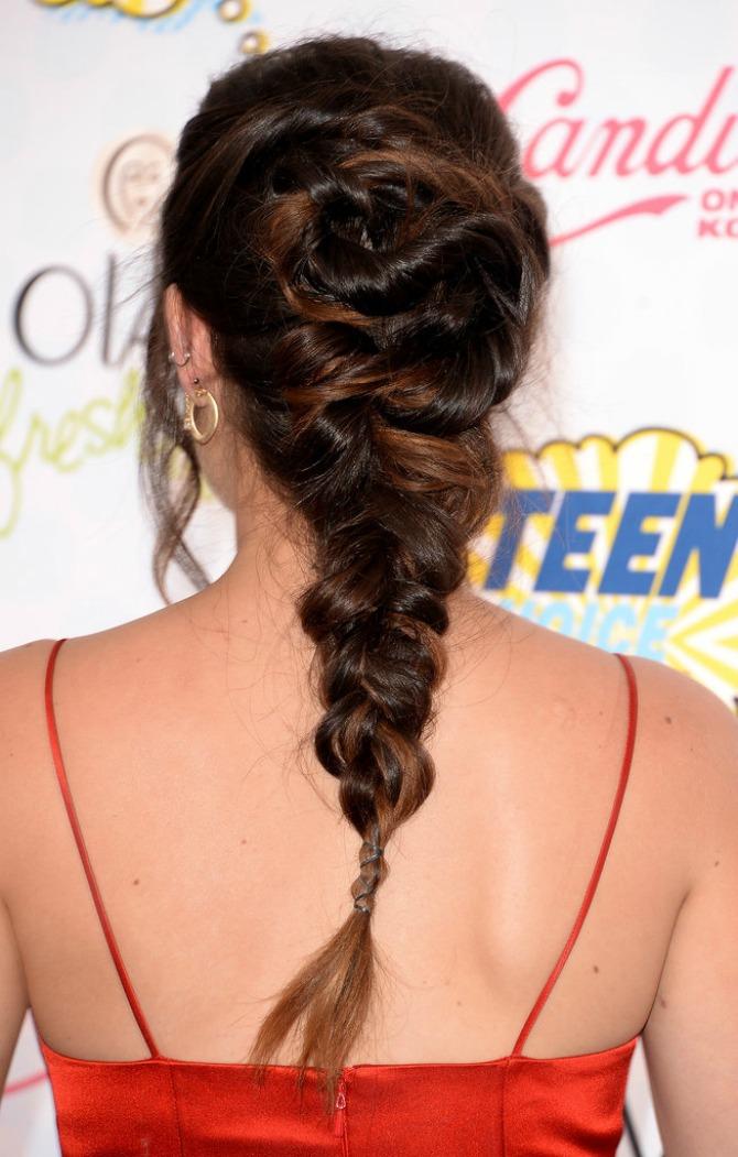 Lusi Hale ti daje NAJBOLJE ideje za frizuru8 Lusi Hale ti daje NAJBOLJE ideje za frizuru