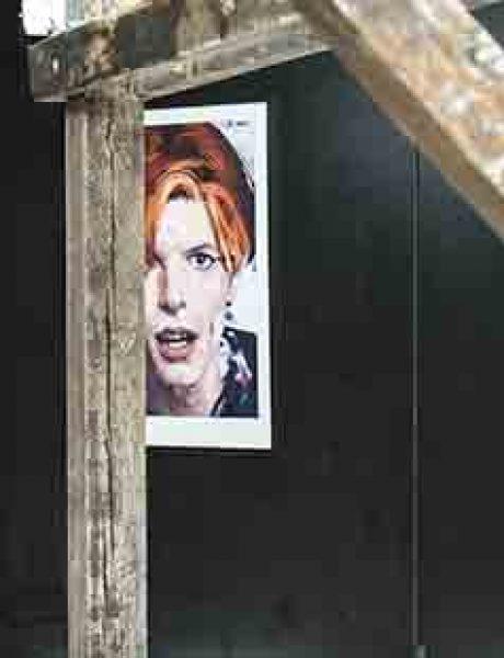 Belgrade to Bowie: Izložba fotografija Brajana Rašića