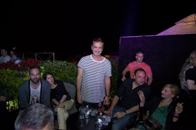 Misa Obradovic Modno muzički performans EXIT a i Fashion&Friends a na Kalemegdanskoj terasi