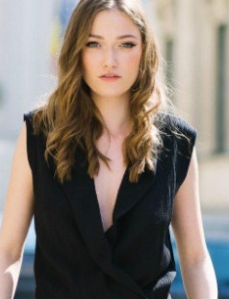 Modni predlog AMC: Trendi crni kombinezon za večernji izlazak