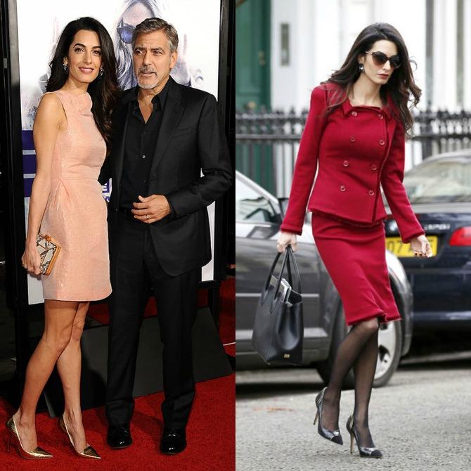 Najlepša izdanja Amal Kluni GALERIJA5 Najlepša izdanja Amal Kluni (GALERIJA)