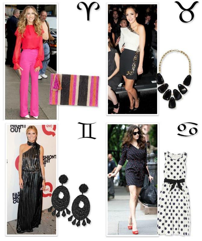 Sa kojom poznatom damom deliš modni stil prema horoskopu Sa kojom poznatom damom deliš modni stil prema horoskopu?