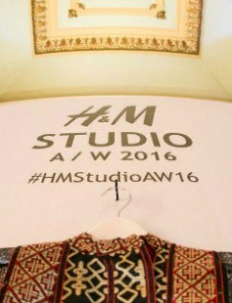 Studio kolekcija za jesen/zimu 2016. predstavljena poznavaocima mode