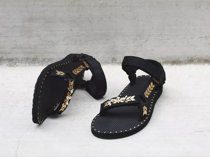 Zanimljivi načini da ukrasite svoju obuću 2 Zanimljivi načini da ukrasite svoju obuću
