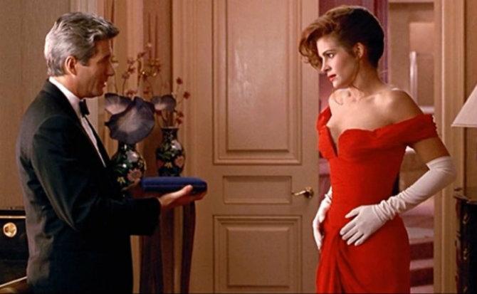 dzulija roberts 12 najzanimljivijih haljina SVIH vremena