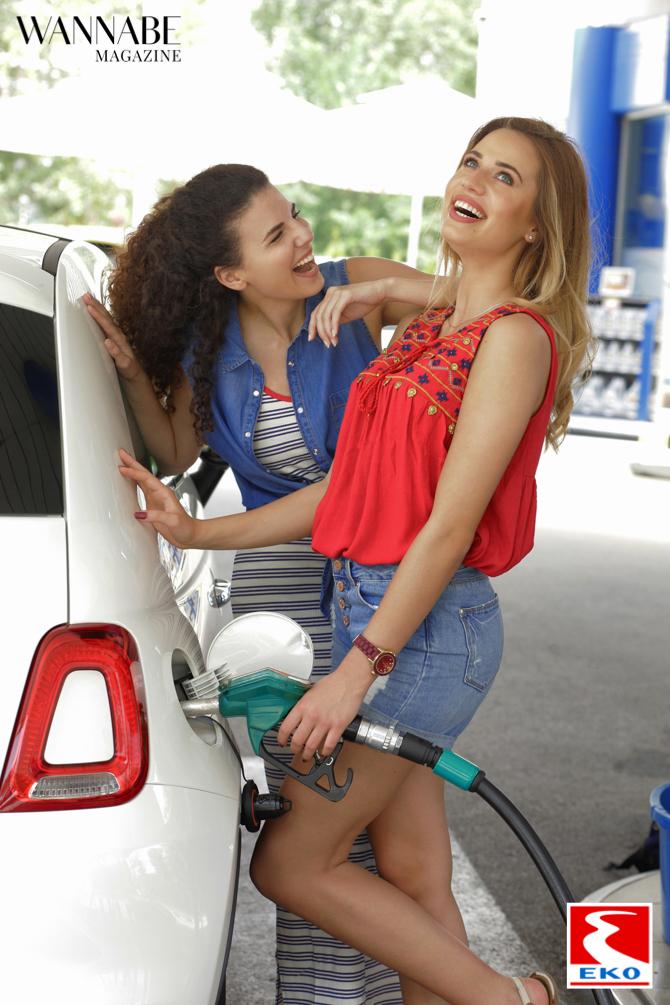eko pumpa 1 jpg Ideš na put? Stani i proveri svoj auto na EKO pumpi!