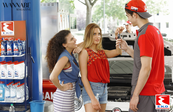 eko pumpa Ideš na put? Stani i proveri svoj auto na EKO pumpi!