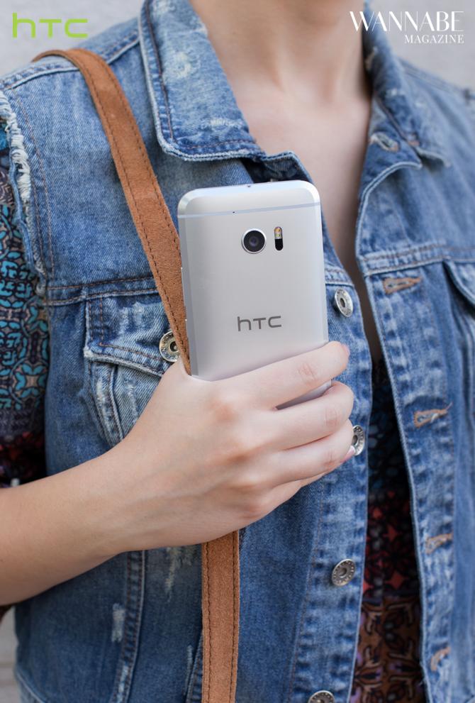 htc logo 10 Dizajn, kamera i zvuk: Novi HTC10 je savršen smartfon za devojke!