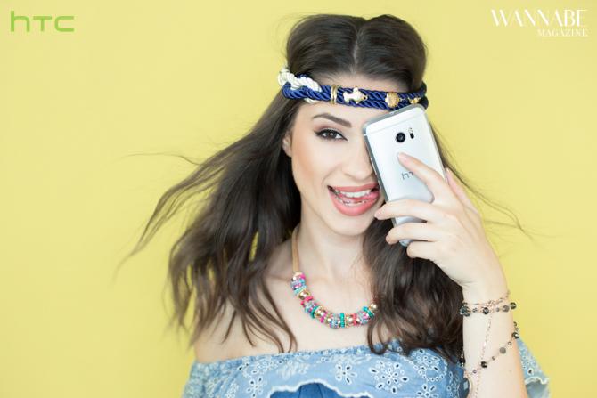 htc logo 4 Dizajn, kamera i zvuk: Novi HTC10 je savršen smartfon za devojke!