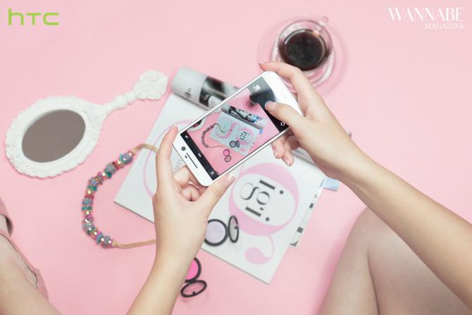 htc logo 6 Dizajn, kamera i zvuk: Novi HTC10 je savršen smartfon za devojke!