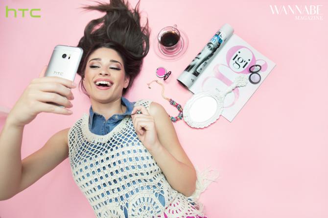 htc logo 7 Dizajn, kamera i zvuk: Novi HTC10 je savršen smartfon za devojke!