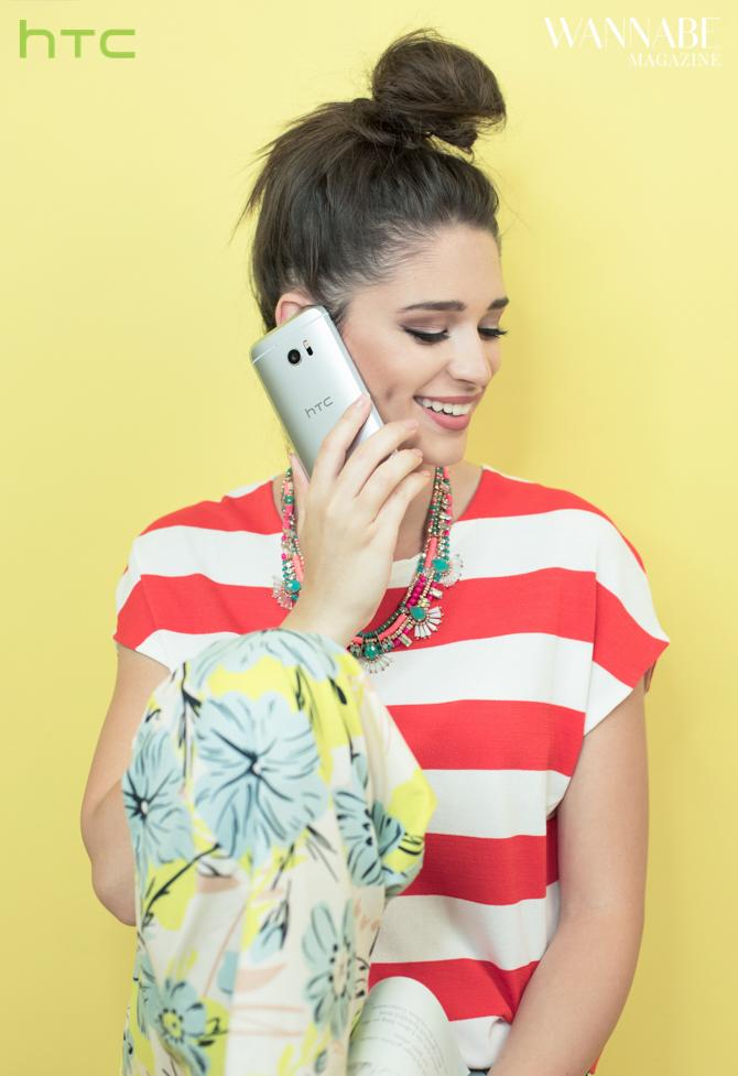 htc logo Dizajn, kamera i zvuk: Novi HTC10 je savršen smartfon za devojke!