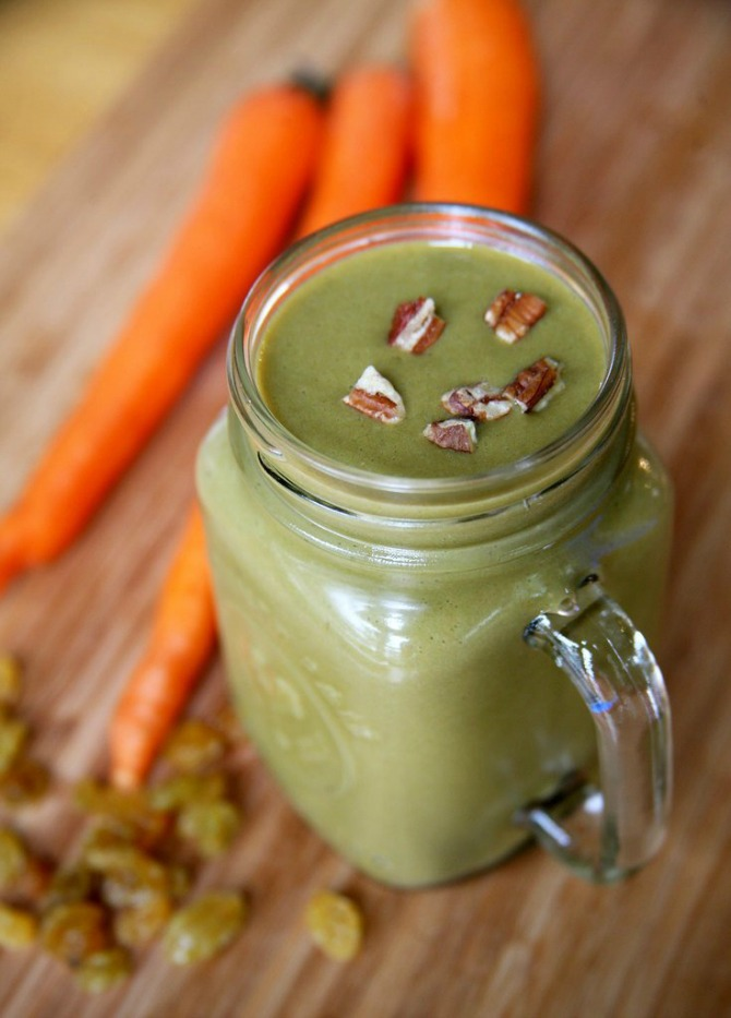 sargarepa 7 zdravih smoothie recepata za svaki dan