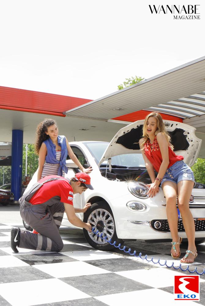 smanjene 2 Ideš na put? Stani i proveri svoj auto na EKO pumpi!